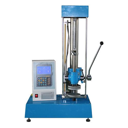 macchina per prova di compressione / di molle / di precisione / manuale