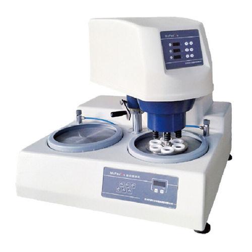 macchina smerigliatrice-lucidatrice per campioni metallografici