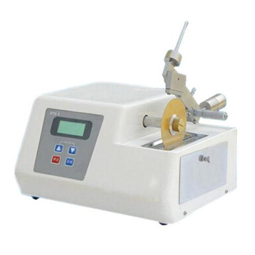 macchina da taglio di campioni