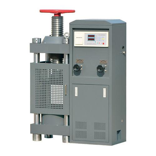 macchina per test di compressione / del cemento / digitale / manuale