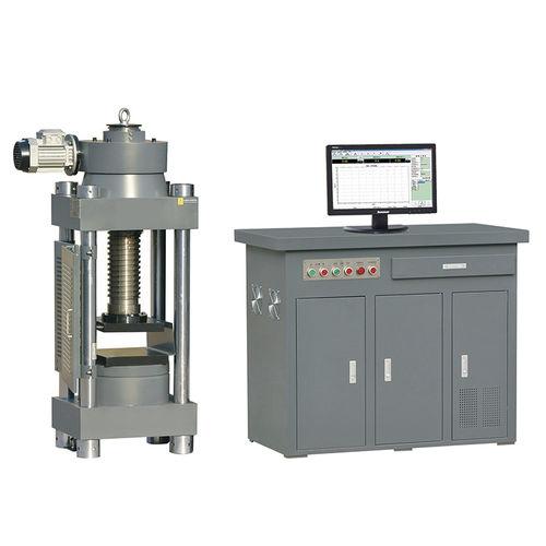 macchina per test di compressione