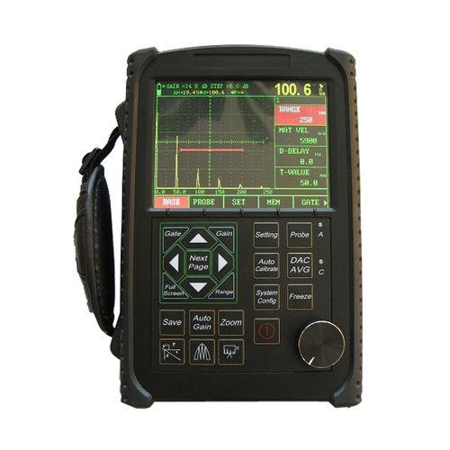 rilevatore di difetti ad ultrasuoni / digitale / portatile / per CND