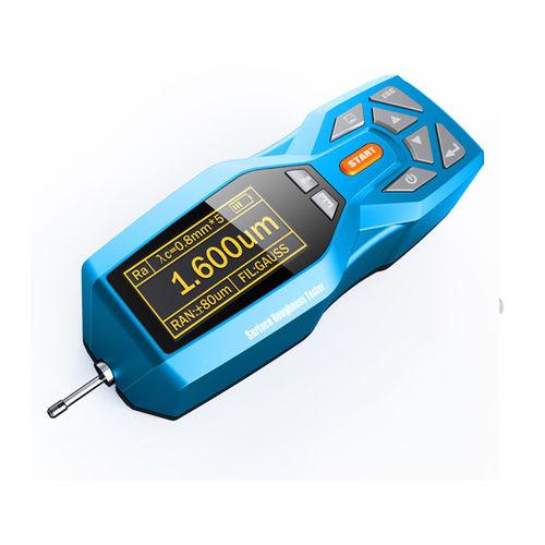 misuratore per misurazione della rugosità superficiale / digitale / portatile