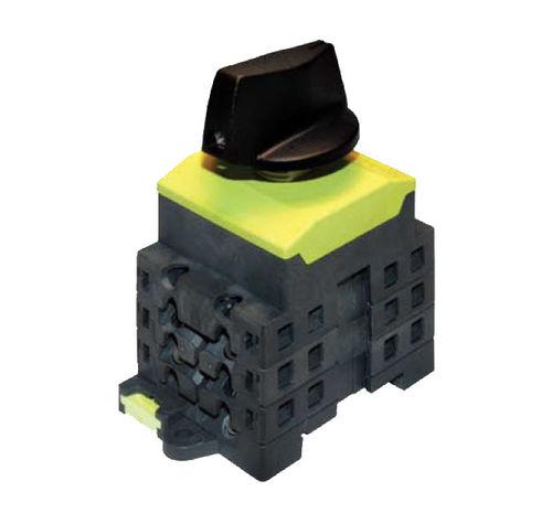 interruttore-sezionatore rotativo / a bassa tensione / per applicazioni fotovoltaiche