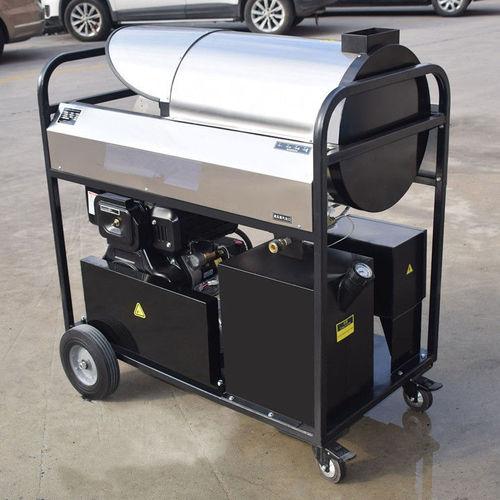 idropulitrice ad acqua calda / a batteria / diesel / mobile