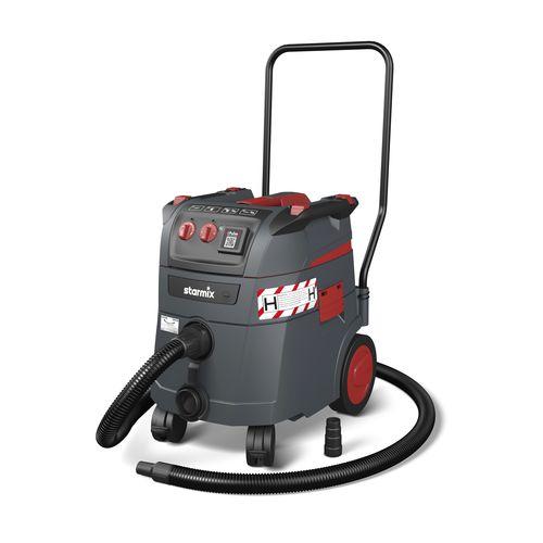 aspiratore per polveri pericolose / elettrico / per il settore dell'edilizia / per l'industria delle materie plastiche