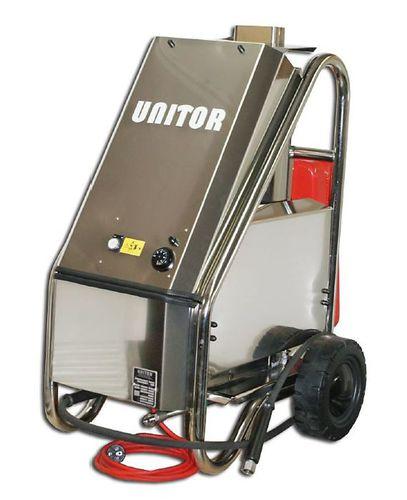 idropulitrice ad acqua calda / diesel / mobile / ad alta pressione