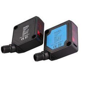 sensore fotoelettrico a barriera / a riflessione diretta / retroriflettente / rettangolare