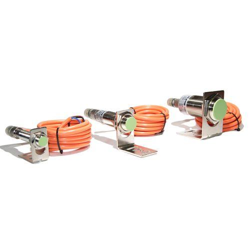 sensore di prossimità capacitivo / cilindrico M30 / cilindrico M18 / cilindrico M12