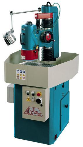 rettificatrice a mola verticale / per attrezzi / ad azionamento manuale / verticale