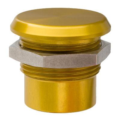 interruttore piezoelettrico / unipolare / DC / in alluminio
