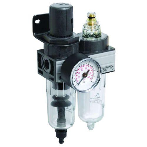 filtro regolatore lubrificatore per aria compressa
