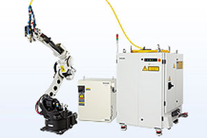 macchina saldatrice laser
