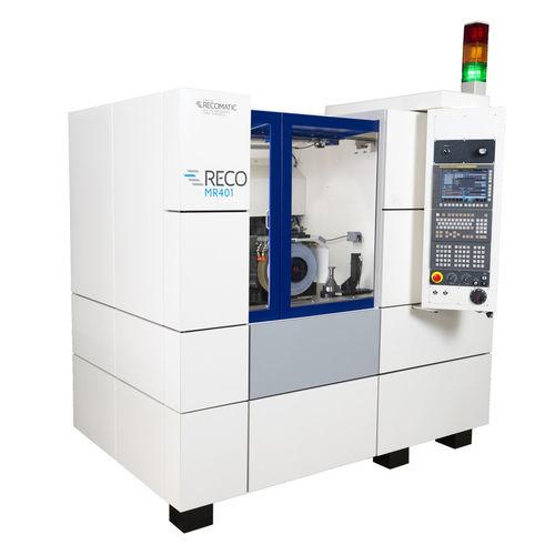rettificatrice cilindrica esterna / per pezzi da lavorare / CNC / di alta precisione