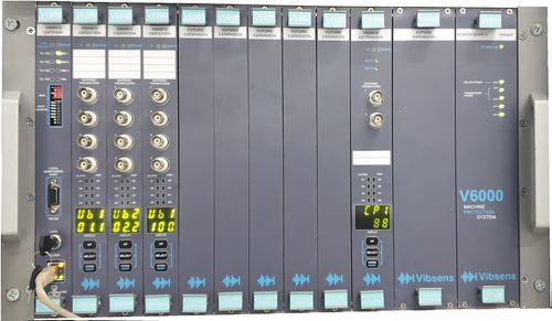 sistema di monitoraggio per la protezione di macchine