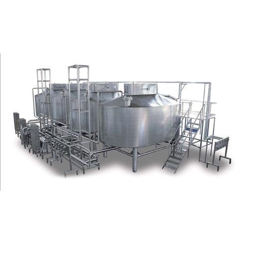 linea di produzione di formaggio automatica