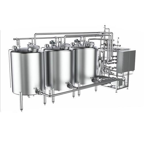 sistema di pulizia per l'industria agroalimentare