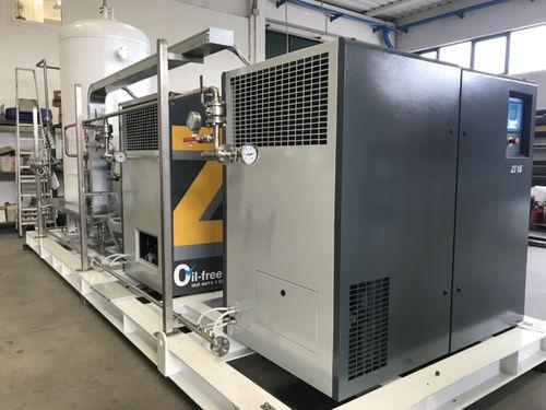 generatore di azoto da laboratorio - Group ATP