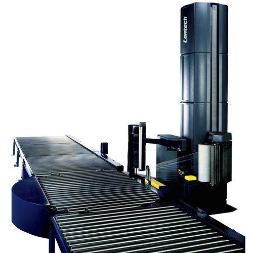 avvolgitrice fasciapallet a tavola rotante / automatica / per prodotti finiti / per carichi