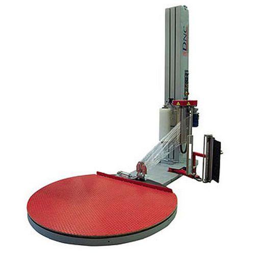 avvolgitrice fasciapallet a tavola rotante / automatica / di pallet