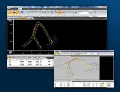software di modellizzazione / di elaborazione di dati / da cantiere / 3D