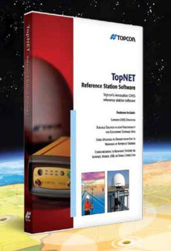 software per rete di stazioni permanenti GNSS