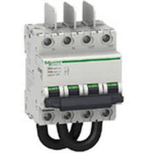 interruttore automatico contro i cortocircuiti / modulare / in scatola stampata / per applicazioni fotovoltaiche