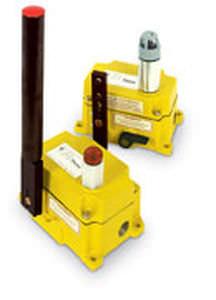 interruttore a trazione di cavo / unipolare / elettromeccanico / di sicurezza
