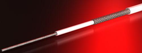 cavo riscaldante con isolamento in PTFE / per tracciatura di tubazioni / serie