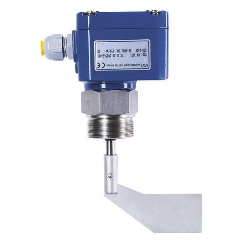 livellostato a paletta rotante - UWT GmbH Level Control