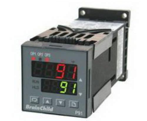 controllore di temperatura analogico / PID / ramp/soak programmabile / configurabile