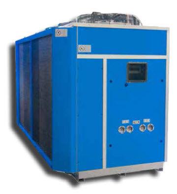 refrigeratore d'acqua / a condensazione ad aria