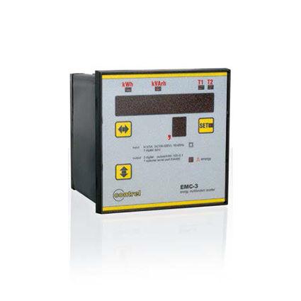 contatore di energia elettrica trifase / da montare su pannello / 60 Hz / 50 Hz