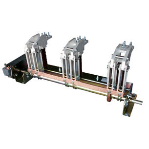 interruttore-sezionatore a fusibile / da interno / contro i cortocircuiti / 2 poli
