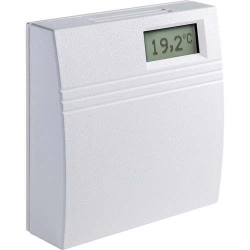 sensore di umidità relativa / a parete / per montaggio in superficie / per montaggio a filo