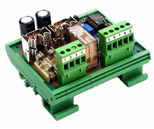 microchip controllo motore