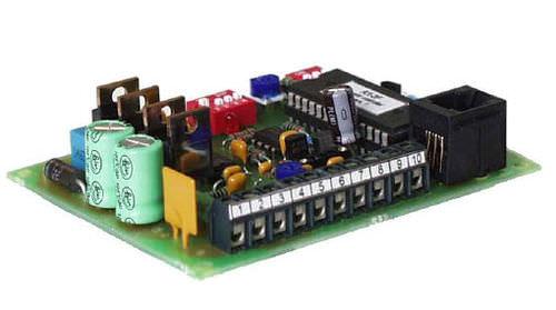 controllore di velocità DC