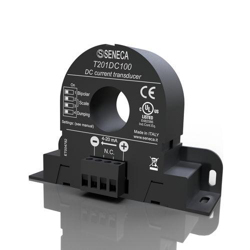 trasduttore di corrente magnetoresistivo / su guida DIN / DC / di tensione