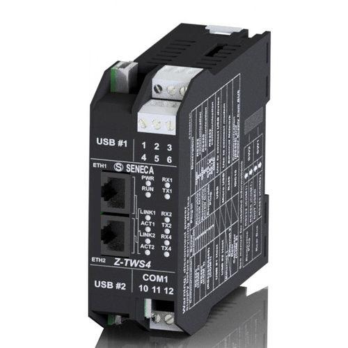 programmable logic controller - SENECA   Automation Interfaces