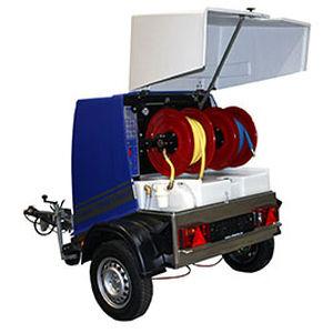 pulitrice ad alta pressione / ad acqua fredda / ad acqua calda / con motore diesel