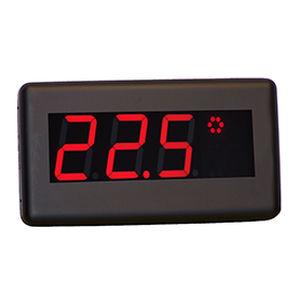 termometro con sonda / digitale / umidità relativa