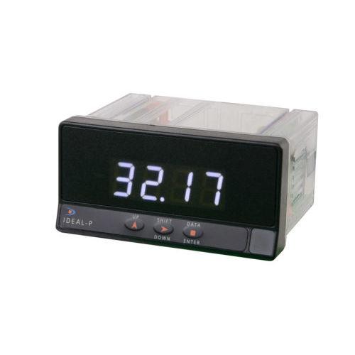 indicatore di processo / di temperatura / digitale / da montare su pannello