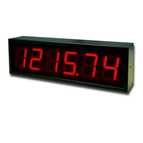 display alfanumerico / digitale / grande formato / di controllo