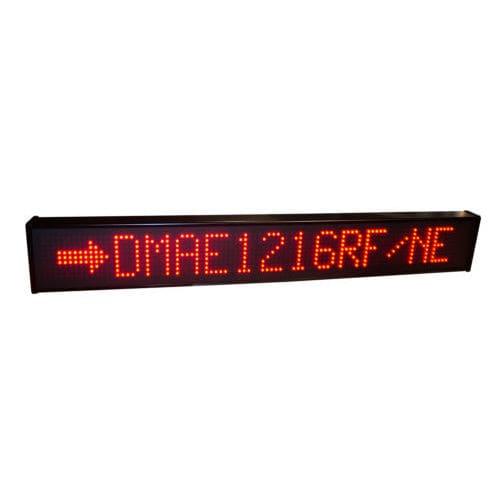 display alfanumerico