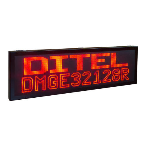 display alfanumerico / grande formato / per esterni