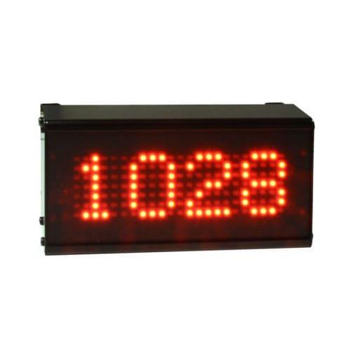 display alfanumerico / a 1 linea / di controllo