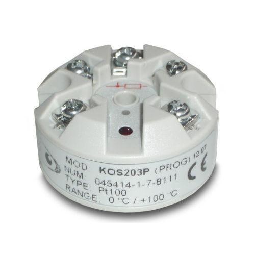 convertitore di temperatura / per sensore RTD