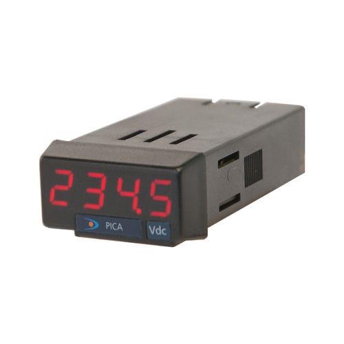 indicatore di temperatura / digitale / da montare su pannello