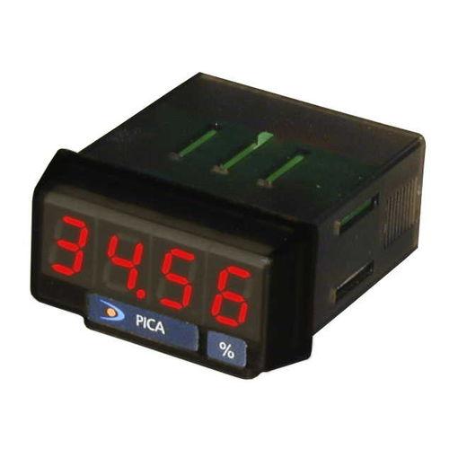 indicatore di processo / digitale / da montare su pannello / 4-20 mA