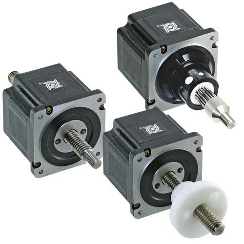 attuatore lineare / elettrico / passo passo / compatto